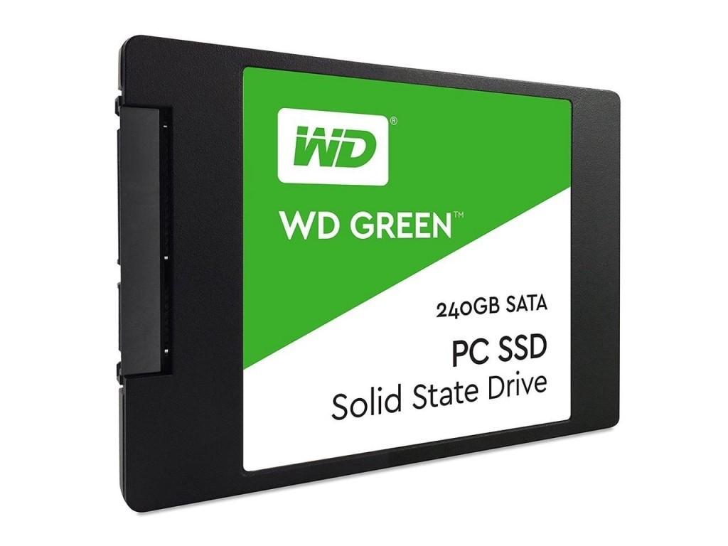 Твердотельный накопитель 240GB SSD WD GREEN