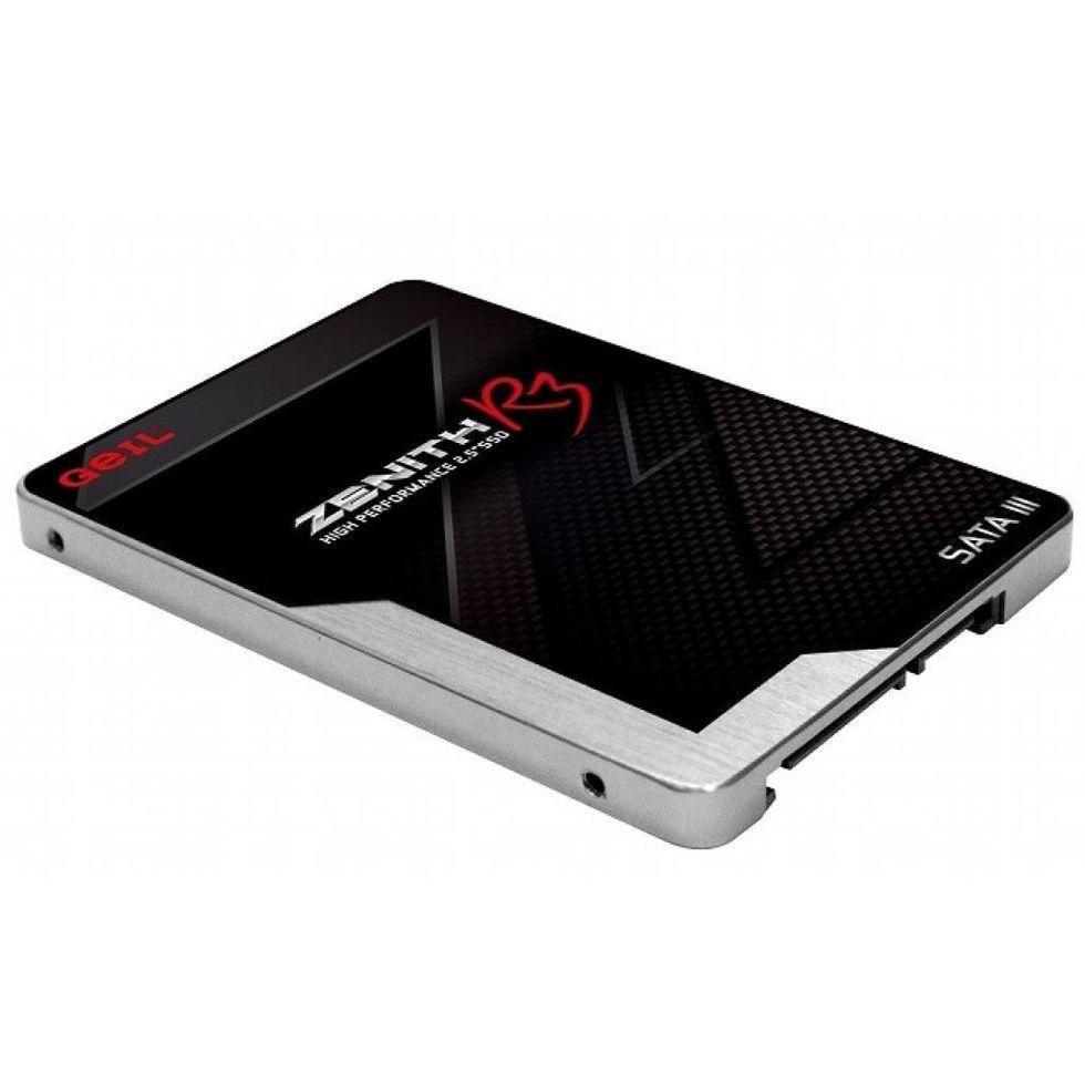 """Твердотельный накопитель 480GB SSD GEIL GZ25R3-480G ZENITH R3 2.5"""" SATAIII"""