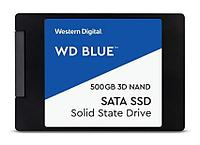 Твердотельный накопитель SSD 500 Gb SATA 6Gb/s WD Blue WDS500G2B0A