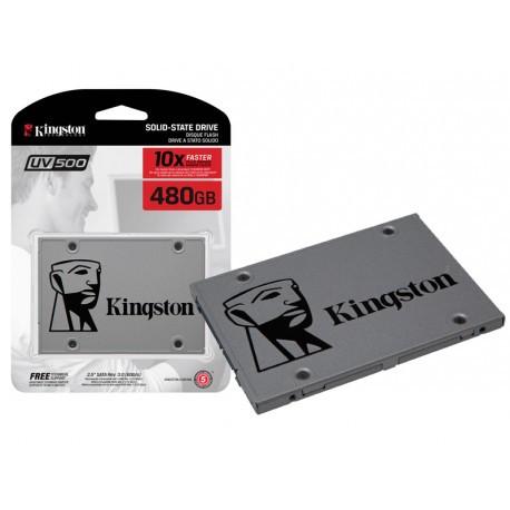 Твердотельный накопитель SSD 480GB Kingston SUV500/480G