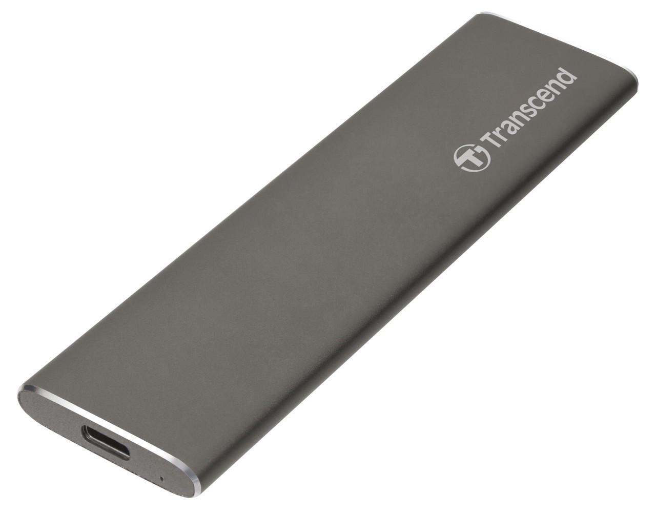 Жесткий диск SSD внешний 240GB Transcend TS240GSJM600 Type C for Mac