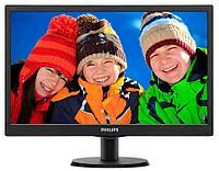 """Монитор 18.5"""" PHILIPS 193V5LSB2/62/10 TFT WLED 1366x768"""