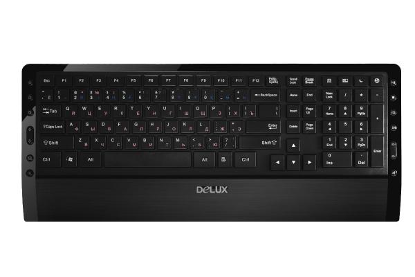 Клавиатура Delux DLK-1900UB
