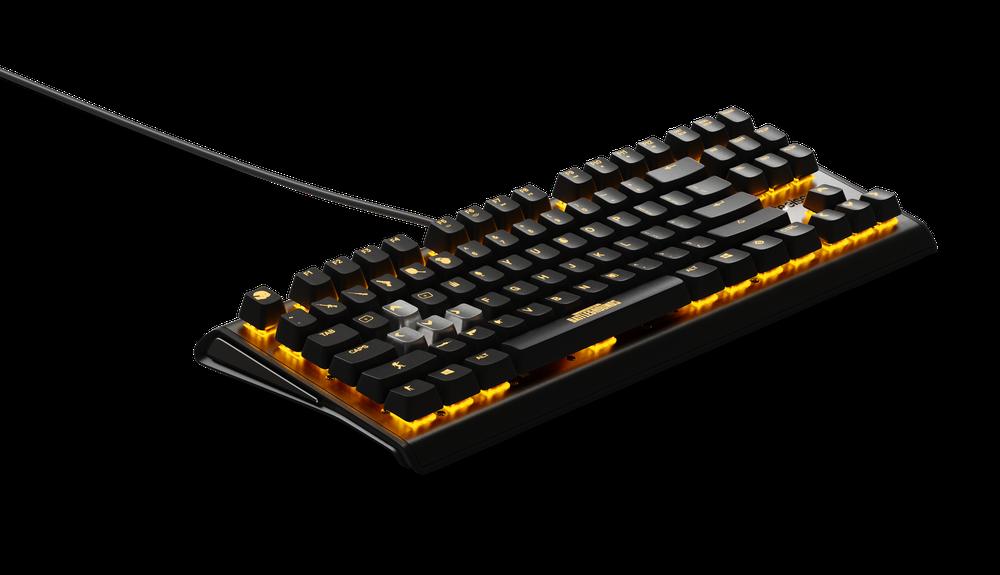 Клавиатура, Steelseries, Apex M750 TKL PUBG Edition