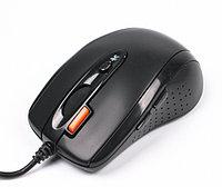 Мышь A4tech N-70FX BLACK Оптическая USB 1600 dpi