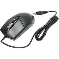 Мышь A4tech OP-720 Black Оптическая PS2 150 см