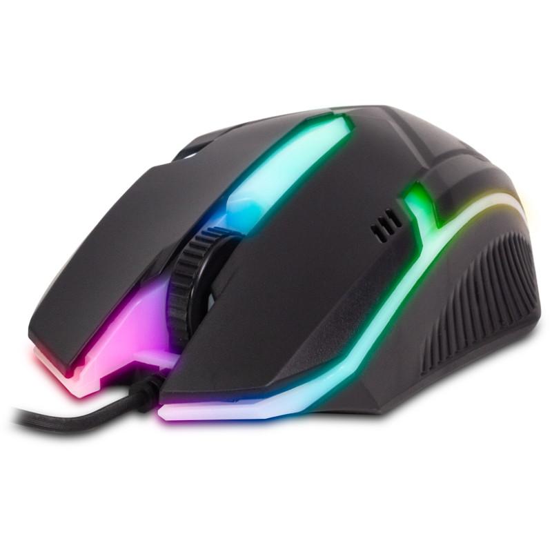 Мышь, X-Game, XM-770OUB, Оптическая, 1000dpi, USB, Длина кабеля 1, 35 метра, Чёрный