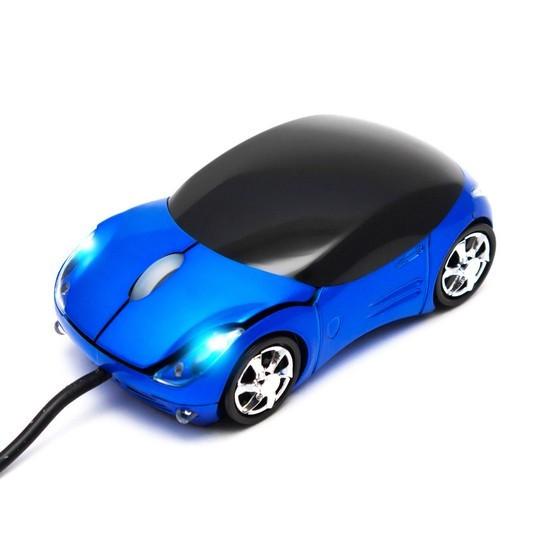 Мышь, X-Game, CM-03OUBl, Оптическая 800dpi, USB, Виде машины, Синий