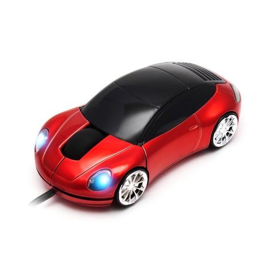 Мышь, X-Game, CM-02OUR, Оптическая 800dpi, USB, Виде машины, Красная