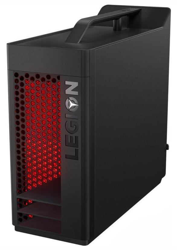 Системный блок Lenovo Legion T730-28ICO/Intel Core i7-8700К 3.70GHz Hexa/16GB/1TB+128GB SSD/GMA HD/GF GTX1060