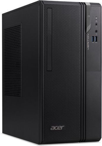 Системный блок Acer/Veriton ES2730G/MT/Core i3/8100/4 GHz/4 Gb/1000 Gb/DVD+/-RW/Graphics/UHD630/256 Mb/Windows 10/Pro/64 DT.VS2MC.025