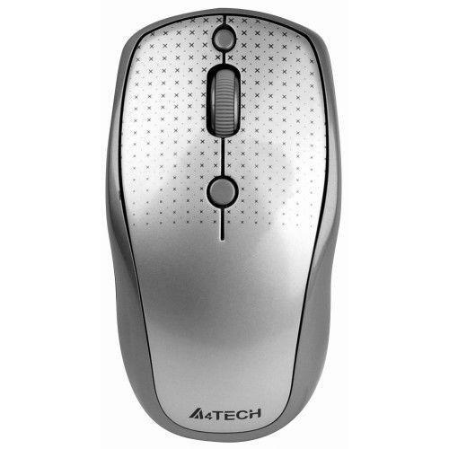 Мышь беспроводная A4tech G9-530HX GRAY Оптическая 2,4G USB 1000 dpi