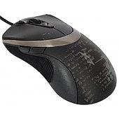 Мышь игровая A4tech X7 F4 BLACK Оптическая USB 3000 dpi