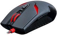 Мышь игровая Bloody V4M BLACK Оптическая USB 3200 dpi