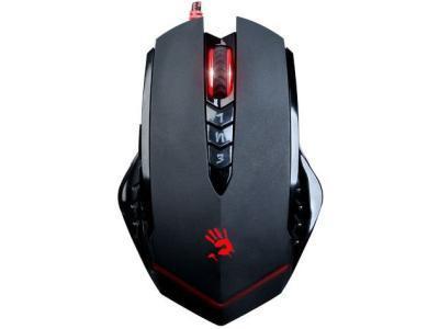 Мышь игровая Bloody V8A BLACK Оптическая USB 3500 dpi