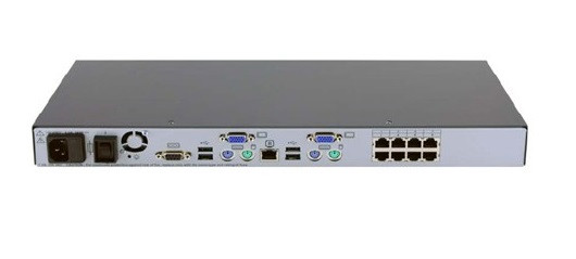 HP AF616A 0x2x8 KVM