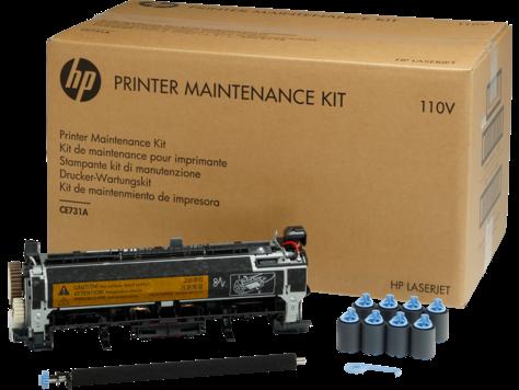 HP CE732A LaserJet Ent M4555 MFP 220V PM Kit