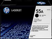 HP CE255A Black Print Cartridge