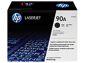 HP CE390A Black Toner Cartridge