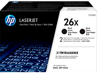 HP CF226X 26X Black LaserJet Toner Cartridge
