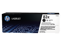 HP CF283X 83X Black Toner Cartridge