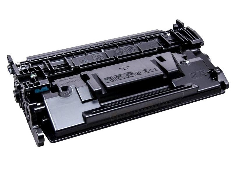 HP CF287A 87A Black LaserJet Toner Cartridge