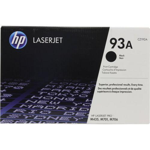 HP CZ192A 93A Black Toner Cartridge