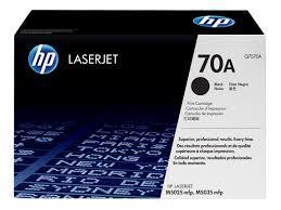 HP Q7570A Black Print Cartridge