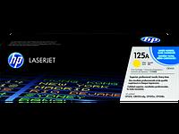 HP CB542A Yellow Print Cartridge Toner