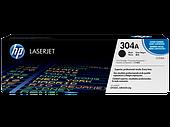 HP CC530A Black Print Cartridge