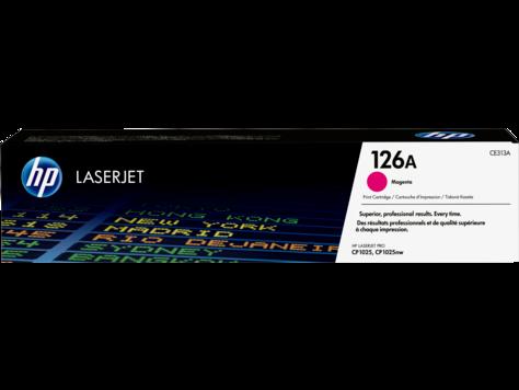 HP CE313A Magenta Print Cartridge