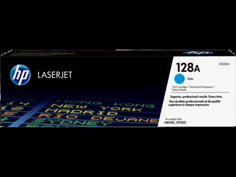 HP CE321A Cyan Print Cartridge