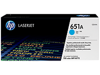 HP CE341A 651A Cyan Toner Cartridge