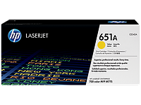 HP CE342A 651A Yellow Toner Cartridge