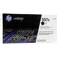 HP CE400X 507X Black Toner Cartridge