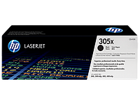 HP CE410X 305X Black Toner Cartridge