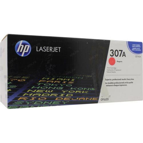 HP CE743A Magenta Print Cartridge