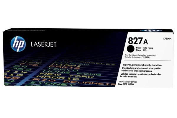 HP CF300A 827A Black Toner Cartridge
