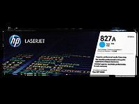 HP CF301A 827A Cyan Toner Cartridge