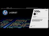HP CF360A 508A Black LaserJet Toner Cartridge for