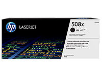 HP CF360X 508X Black LaserJet Toner Cartridge