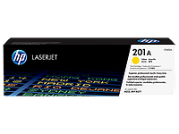HP CF402A 201A Yellow Toner Cartridge