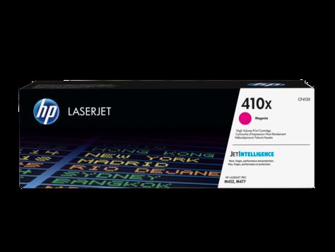 HP CF413X 410X Magenta LaserJet Toner Cartridge