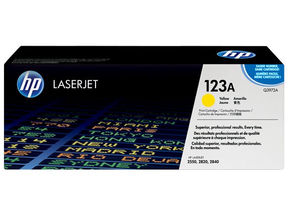 HP Q3973A Magenta Print Cartridge