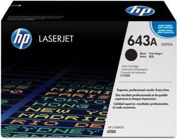 HP Q5950A Black Print Cartridge