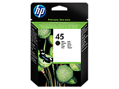 HP 51645AE Large Black Inkjet Print Cartridge №45