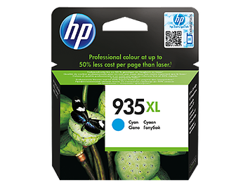 HP C2P24AE Cyan Ink Cartridge №935XL