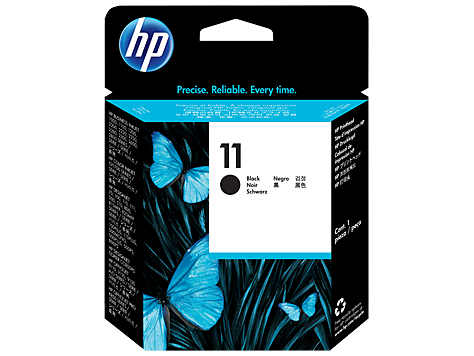 HP C4810A Black Printhead №11
