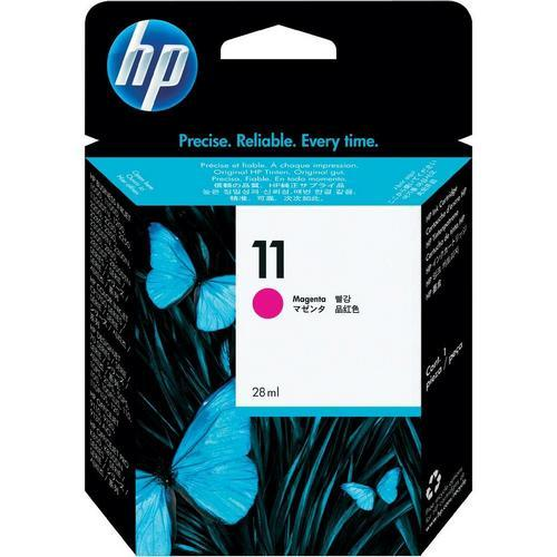 HP C4837A Magenta Ink Cartridge №11
