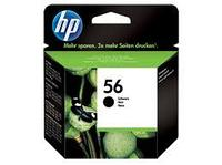 HP C6656AE Black Inkjet Print Cartridge №56